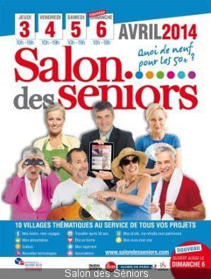 Salon des seniors 2014 rc human recruitment etait for Salon des seniors
